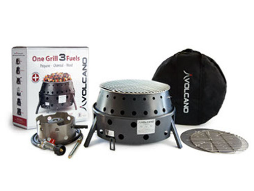 Volcano 3™ Collapsible Grill/Stove Kit