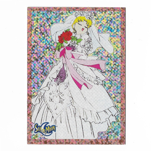 Sailor Moon Prismatic Trading Cards 71