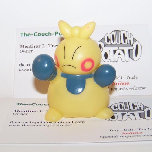 Pokemon Makuhita Kid figure Pokekid