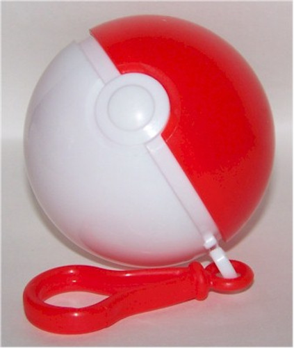 Pokemon Pokeball Burger King meal toy