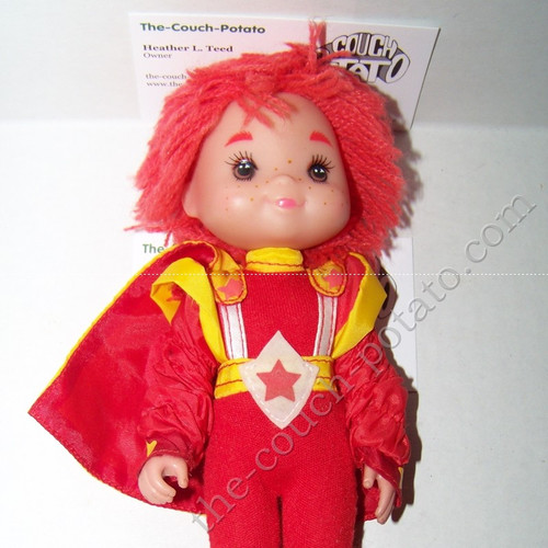 Rainbow Brite Red Butler Toy Play
