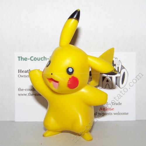 Pokemon Pikachu Jakks toy