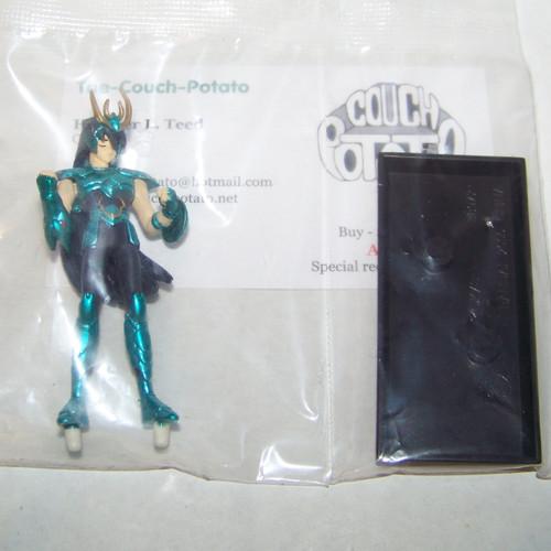 Saint Seiya Shiryu Dragon Gashapon figure