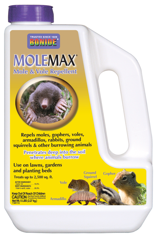 Mole Max Mole & Vole Repellent