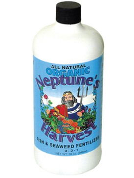 Neptune's Fish & Seaweed Fertilizer