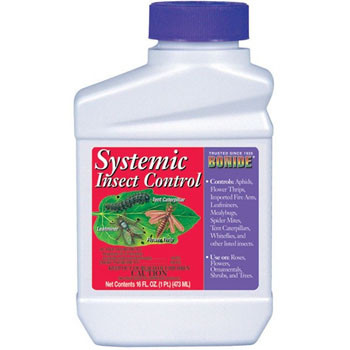 Systemic Insect Control