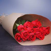 ROMANCE ROSES Market Fresh Flowers