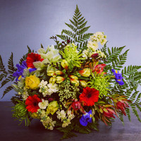 COLOURFUL NZ BOUQUET