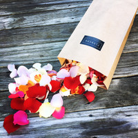Rose Petals Mixed