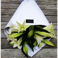Market Fresh Longiflorum Lilies