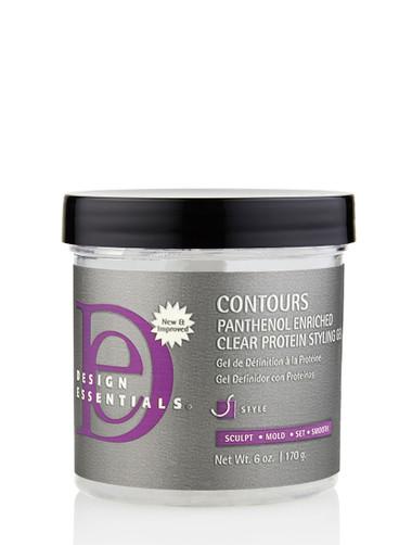 Contours Panthenol Styling Gel 6oz