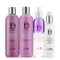 Agave & Lavender Blow Dry and Silk Press Collection