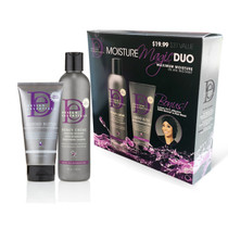 Moisture Magic Duo Box with product