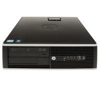 HP 8200 Elite SFF Desktop i5-2400, 4G RAM, 250G HDD, Win10 Pro, 12M