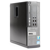 Dell Optiplex 9020 SFF (i5-4570S 2.9GHz/8/120/10P/12M)