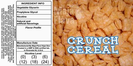 Crunch Breakfast!