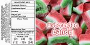 watermelon gummy candy.