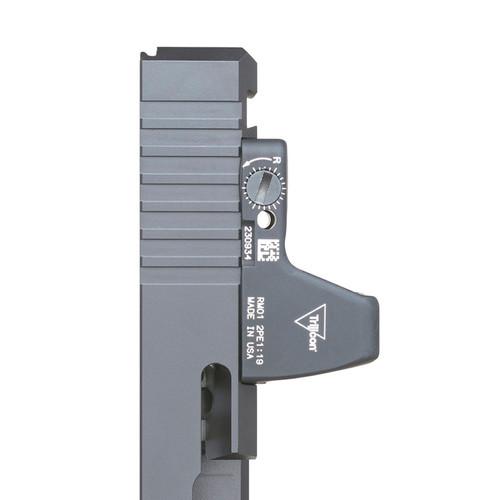 RM07: Trijicon RMR Sight Adjustable (LED) - 6.5 MOA Red Dot