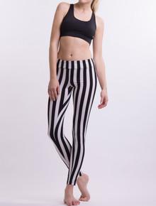 Striped Leggings