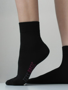 Basic Quarter Cut Sock 2 pairs