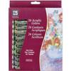 Acrylic Paints 12ml 24/Pkg - Assorted Colors