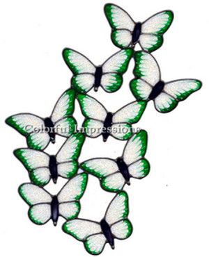 Butterfly Window Cling
