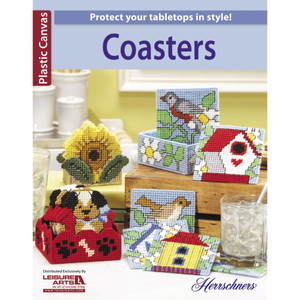 Plastic Canvas Coasters