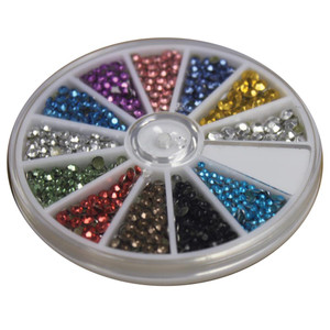 Hot Fix Rhinestud Compact