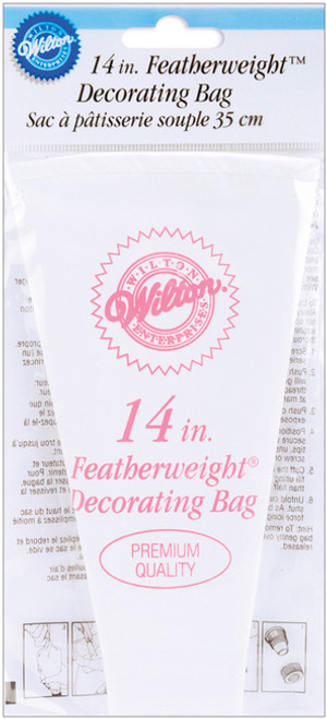 """Featherweight Decorating Bag 14"""""""