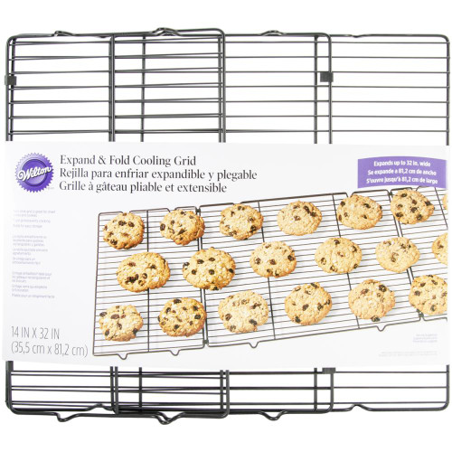 Expand & Fold Cooling Rack