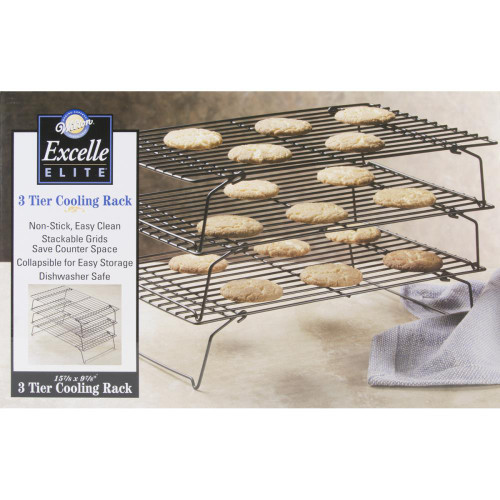 Excelle Elite 3-Tier Cooling Rack