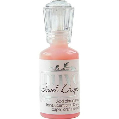 Nuvo Jewel Drops 30ml - Rosewater