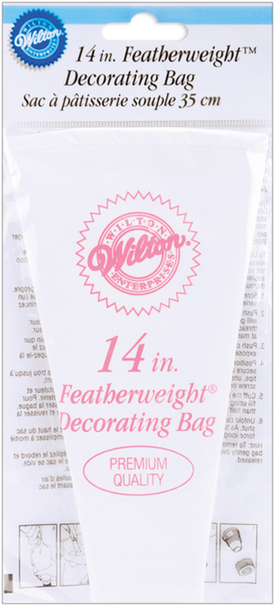 Featherweight Decorating Bag 14""