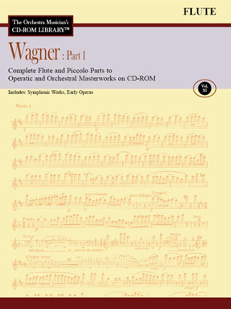 CD-Rom, Vol. 11 - Wagner: Part 1