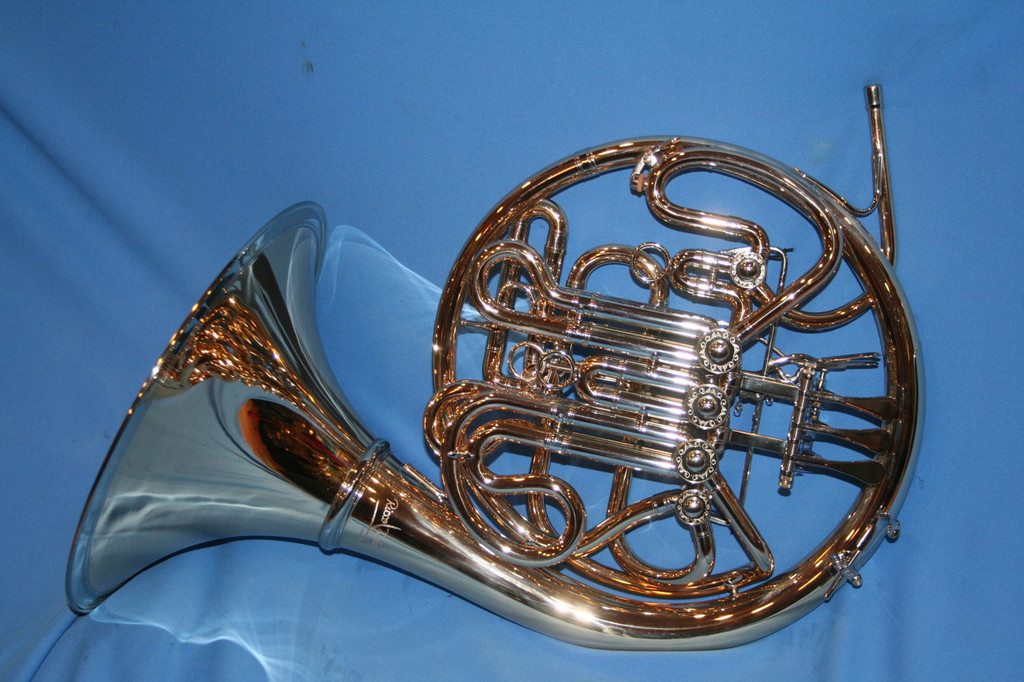 Kühn 313X Descant Horn (High F/Eb Convertible w/Slides) - $9250