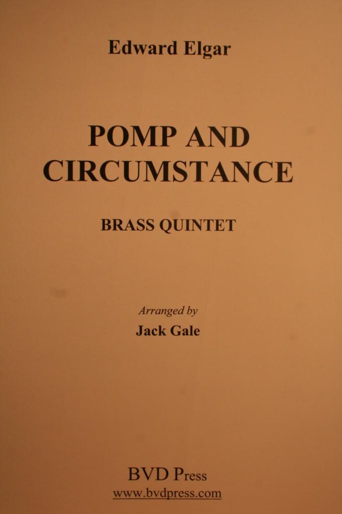 Elgar, Edward - Pomp & Circumstance