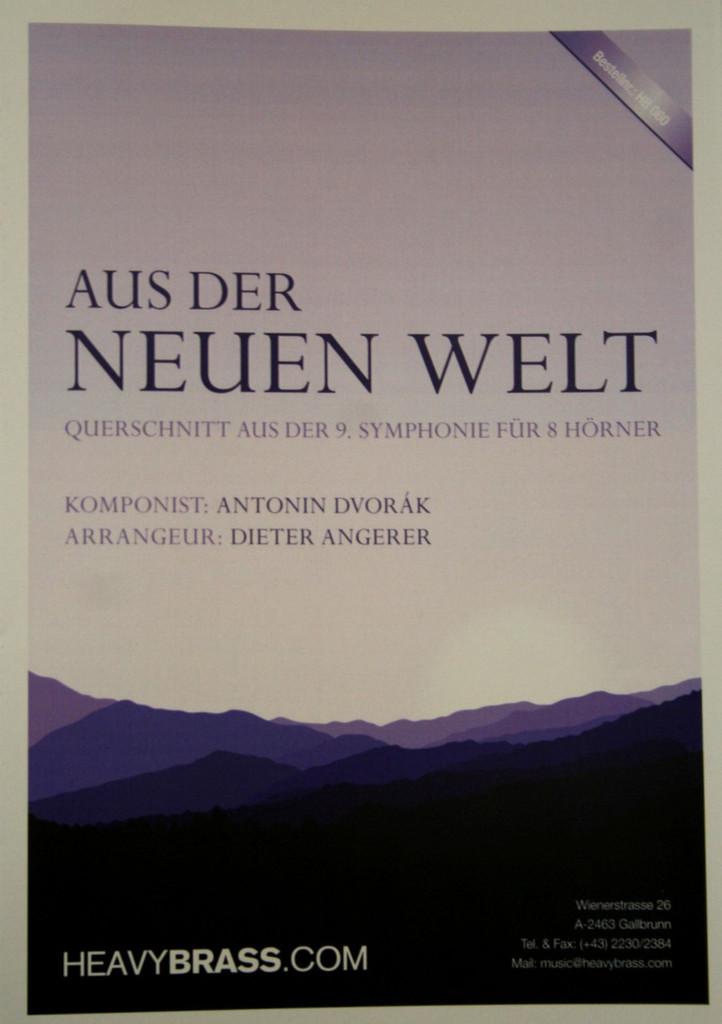 Dvorák, Antonin - Aus Der Neuen Welt