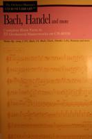 CD-Rom, Vol. 10 - Bach/Handel