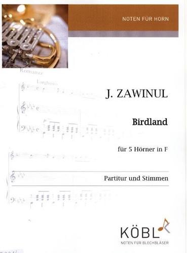 Weather Report - Birdland