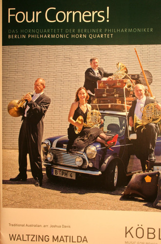 Berlin Philharmonic, Four Corners! - Waltzing Matilda