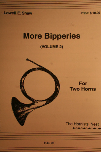Shaw, Lowell - More Bipperies (Volume 2)
