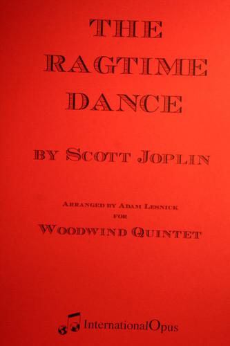 Joplin, Scott - The Ragtime Dance