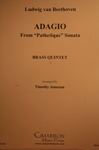 "Beethoven, Ludwig - Adagio, From ""Pathetique"" Sonata"