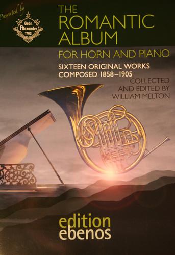 Melton, William - The Romantic Album