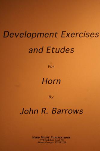 Barrows, John - Development Exercises & Etudes