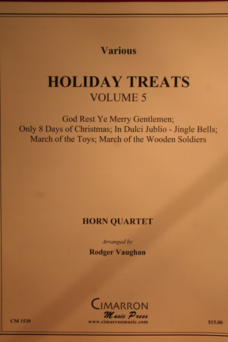 Traditional Christmas - Holiday Treats, Vol. 5