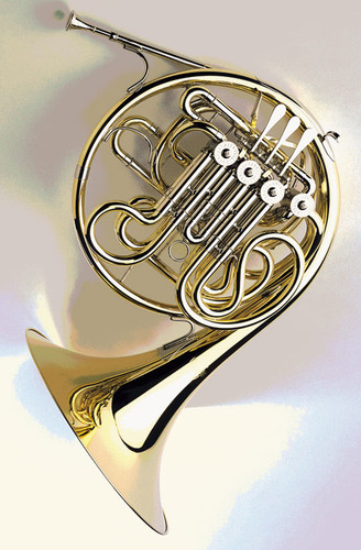 Paxman Model 20M Double Horn 5526C