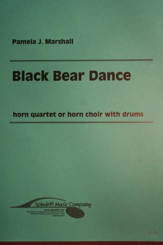 Marshall, Pamela J. - Black Bear Dance