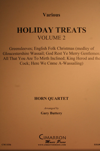 Traditional Christmas - Holiday Treats, Vol. 2