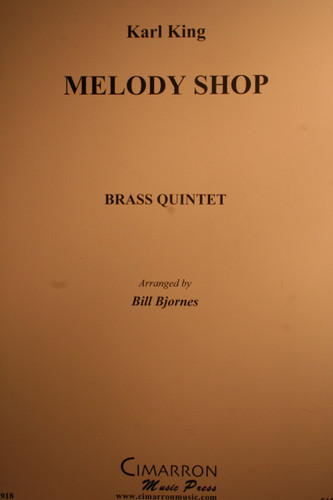 King, Karl L. - Melody Shop